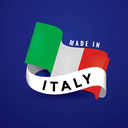 made in italy: Made in italy label