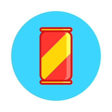 lata de refresco: Lata de Soda