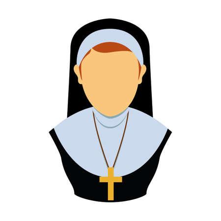 chastity: Nun