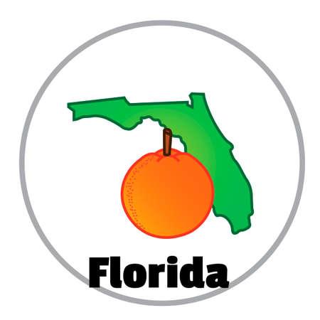 florida state: Florida state map