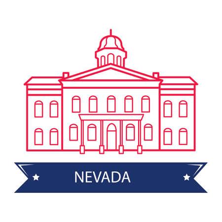 nevada: Nevada state capitol