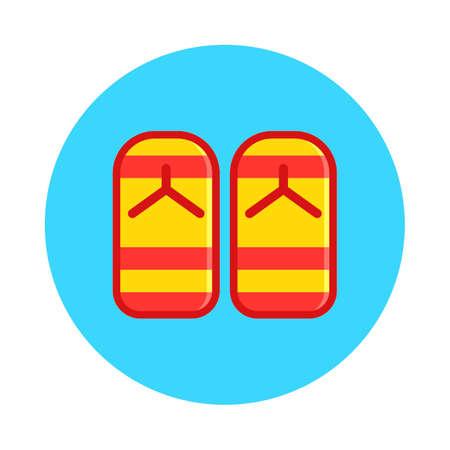 slippers: Slippers Illustration