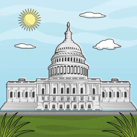 united states: United states capitol building