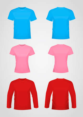 Collection of t-shirts