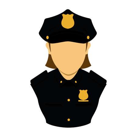 policewoman: Policewoman