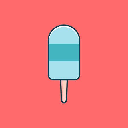 helados con palito: Helado stick