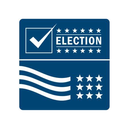polls: USA election design