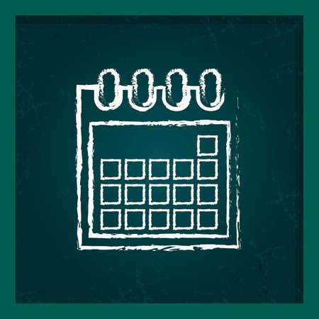 a calendar: Calendar Illustration