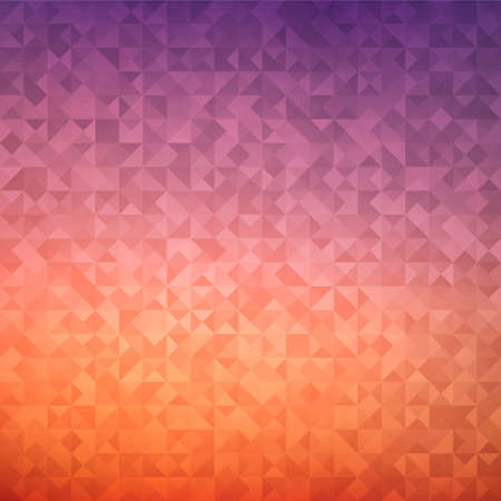 gradient: Faceted background