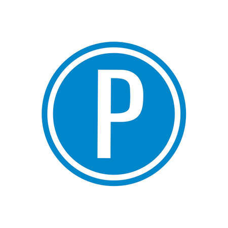 roadsigns: Parking place road sign