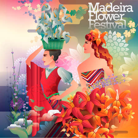 madeira: Madeira flower festival