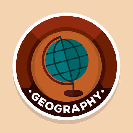 geography: Geography label