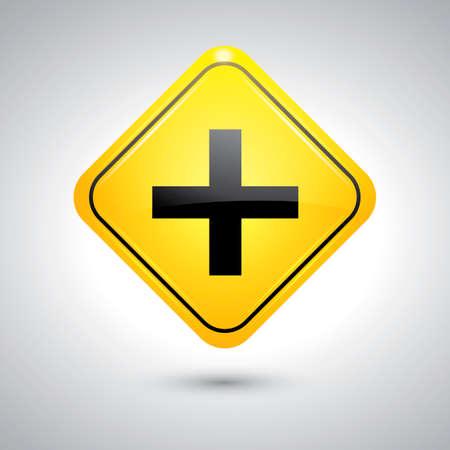 crossroad: Crossroad sign