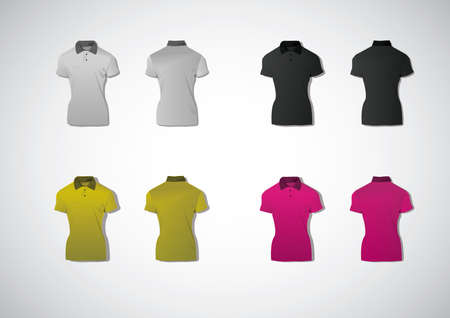 menswear: Collection of t-shirts