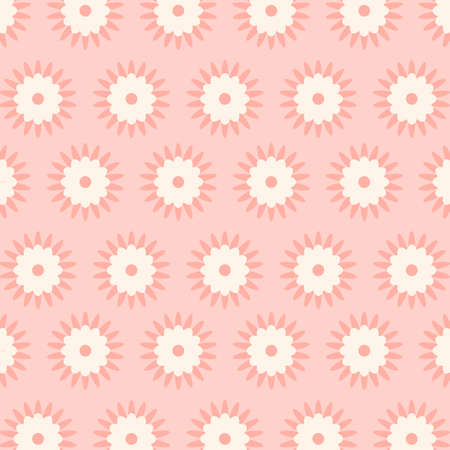 seamless floral: Seamless floral background Illustration