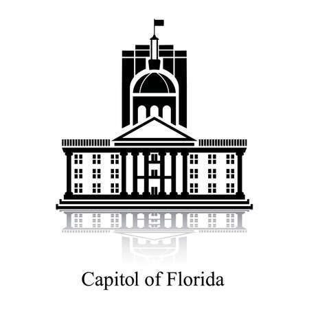 built structure: Capitol of florida