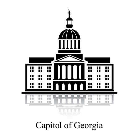 capital building: Capitol of georgia