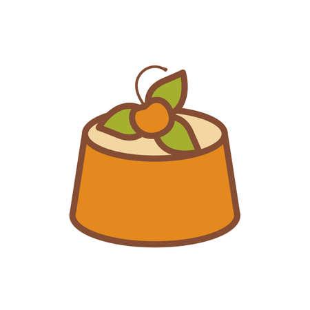 custard: Custard pudding