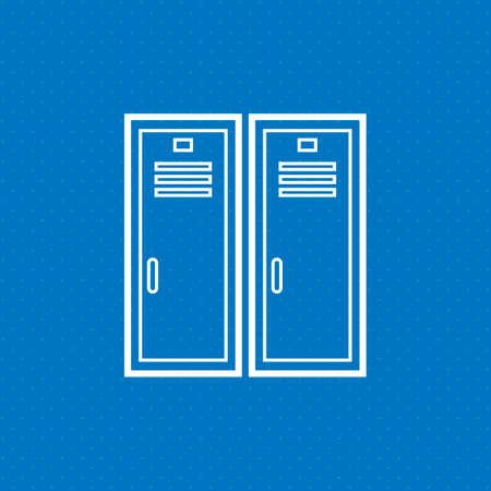 locker: Locker Illustration