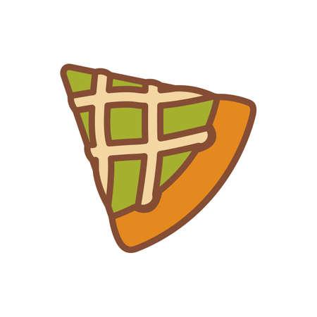 savoury: Pie slice