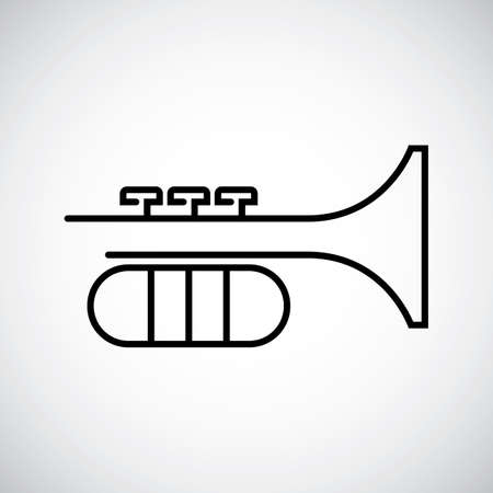 Trompet Stockfoto - 45399119