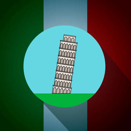 leaning tower: Leaning tower of Pisa