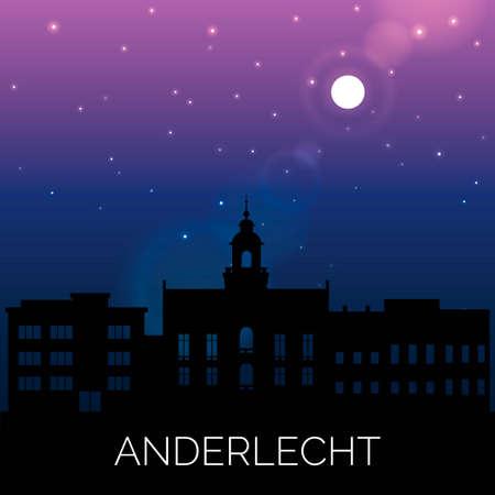 moon  metropolis: Anderlecht
