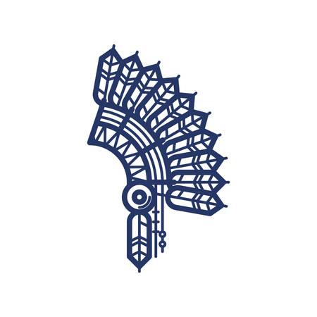 native american headdress: Native american headdress