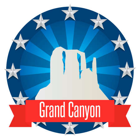 493 Grand Canyon Stock Vector Illustration And Royalty Free Grand ...
