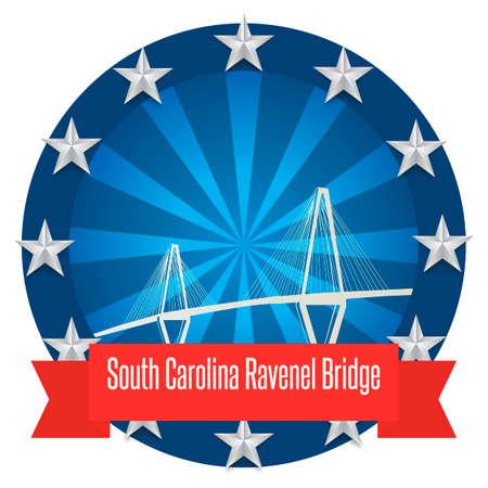 carolina: South Carolina ravenel bridge
