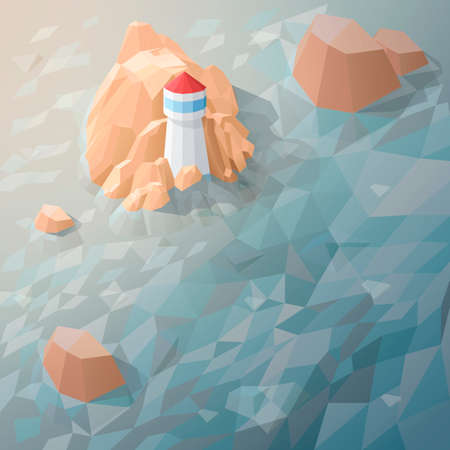 mesh texture: Lighthouse