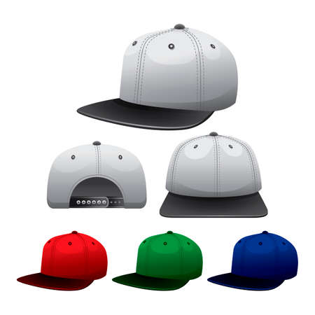 caps: Baseball cap