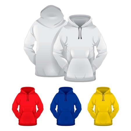 hooded sweatshirt: Hoodies