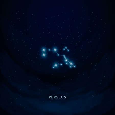 constelacion: Perseo constelación