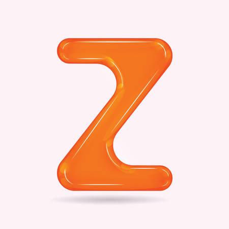 consonant: Alphabet Z