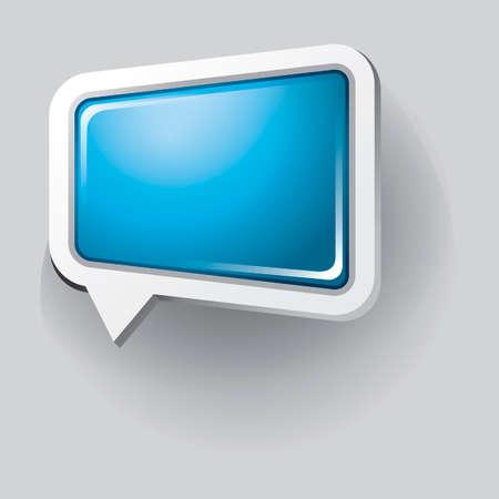 text bubble: Text bubble