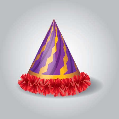 Sombrero de fiesta  Foto de archivo - 45402389