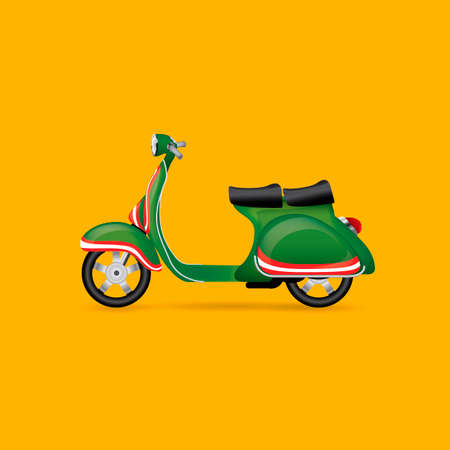 alloy wheel: Scooter