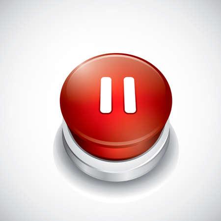 pause: Pause button