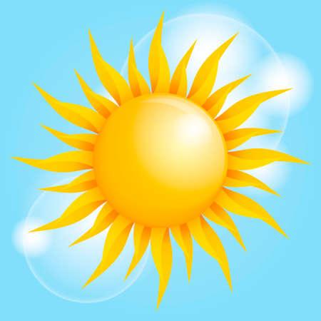 sun: Sun Illustration