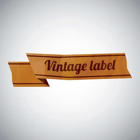 vintage etiket: Vintage etiket