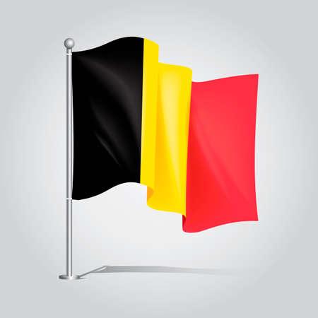 flag: Belgium flag