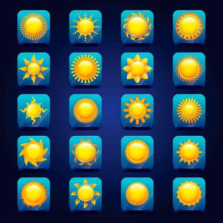 suns: Set of suns