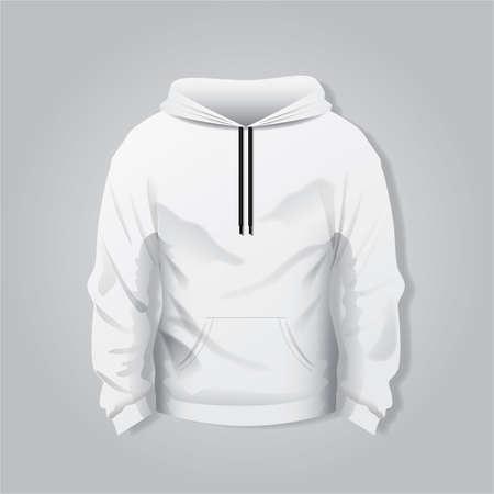 menswear: Hoodie jacket
