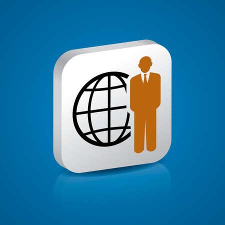 globális üzleti: Global business