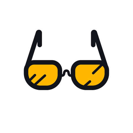 spectacles: Spectacles Illustration