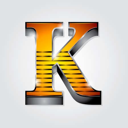 consonant: Alphabet K