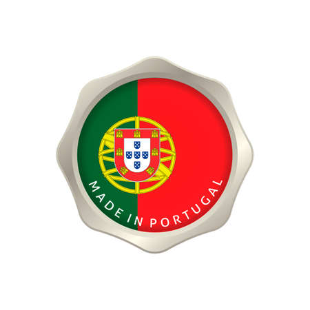 authenticity: Made in portugal label