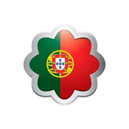 portugal: Portugal sticker Illustration