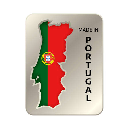 made in portugal: Made in portugal label